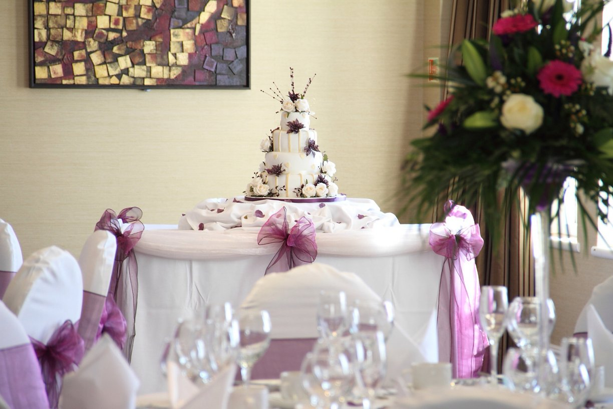 Matching your Top Table Swagging makes your Cake Table come to life! Price £29